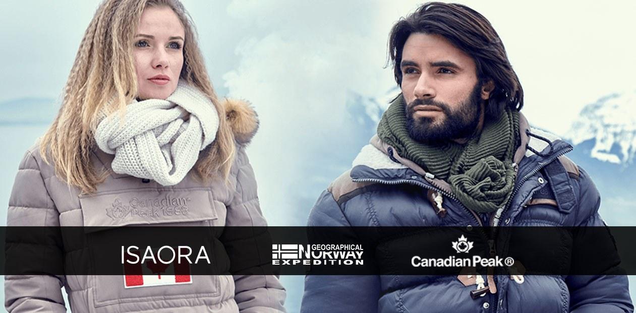 Isaora | Northway Geographical | Canadian Peak