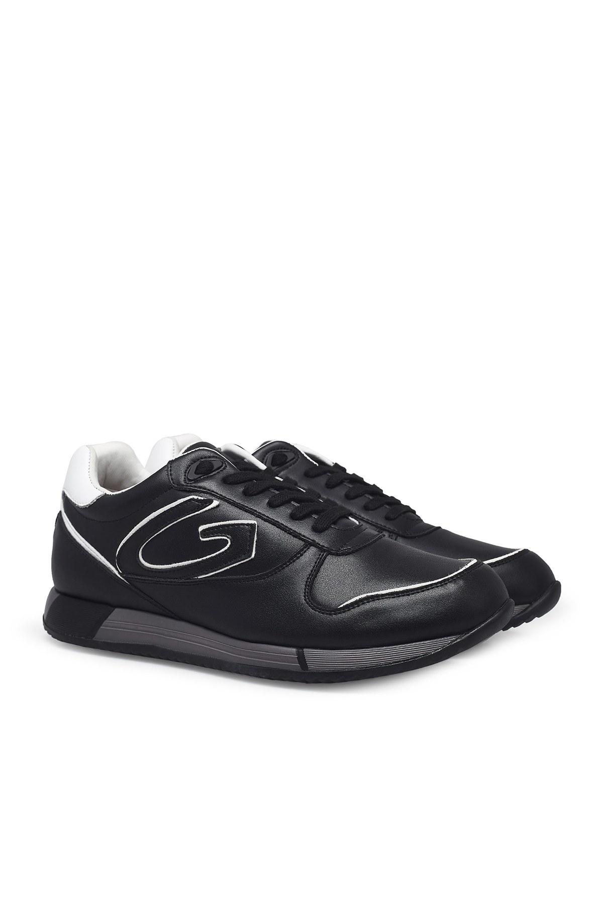 Alberto Guardiani Deri Erkek Ayakkabı AGM002301 SİYAH