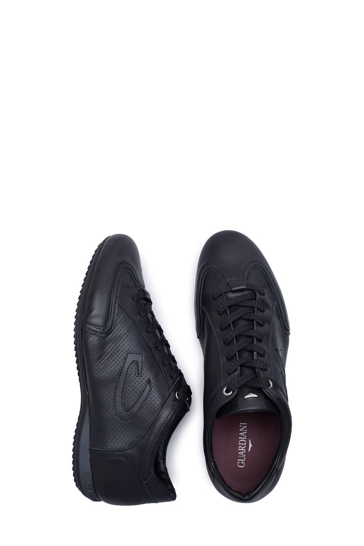 Alberto Guardiani Erkek Ayakkabı AGU101092 SİYAH