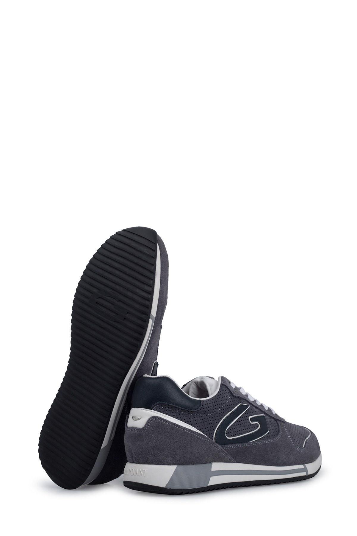 Alberto Guardiani Erkek Ayakkabı S AGU101010 GRİ