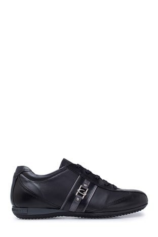 Alberto Guardiani - Alberto Guardiani Erkek Ayakkabı S AGU101180 SİYAH