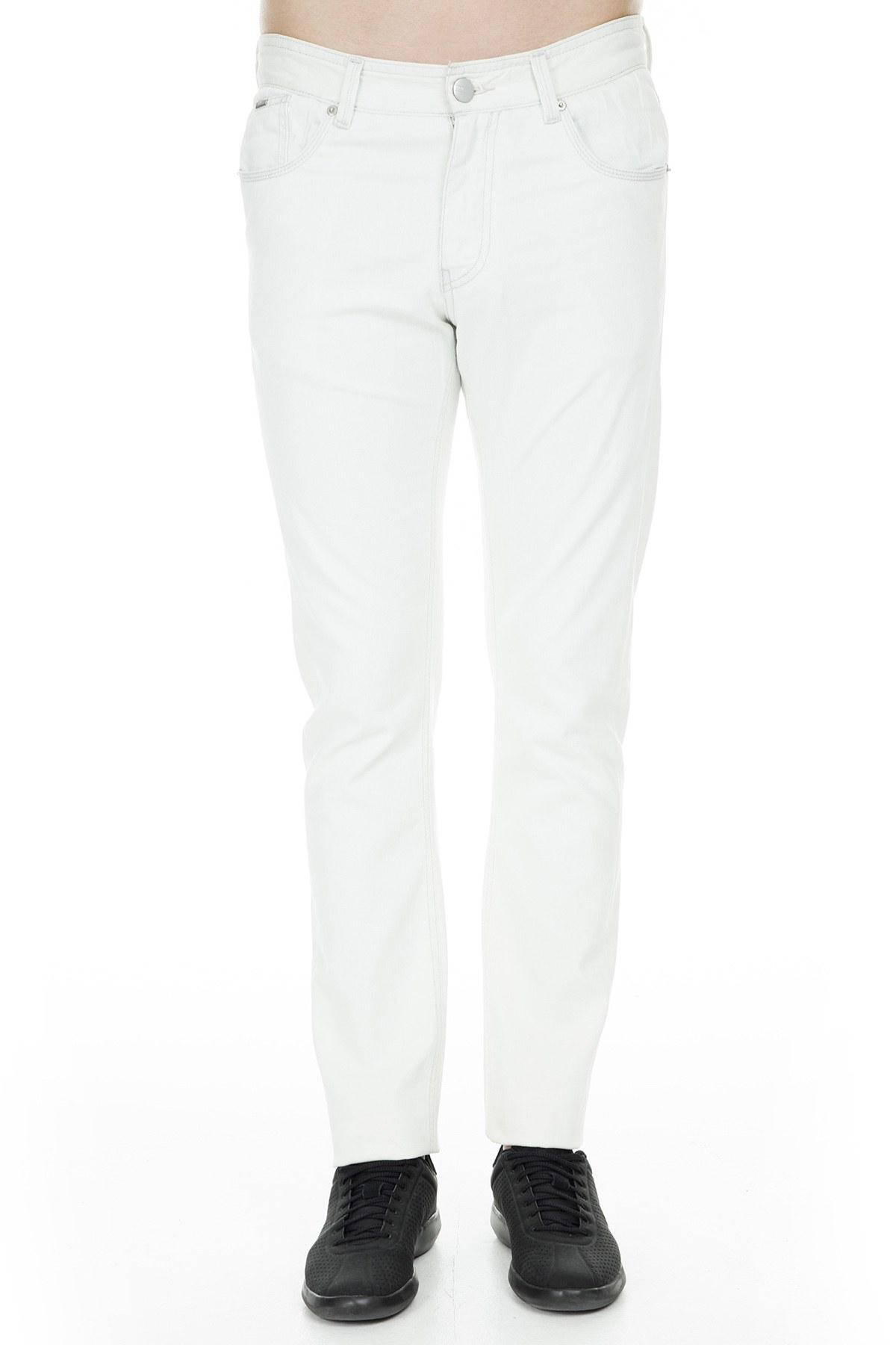 Armani Collezioni Jeans Erkek Kot Pantolon CIJ10 QA CAE