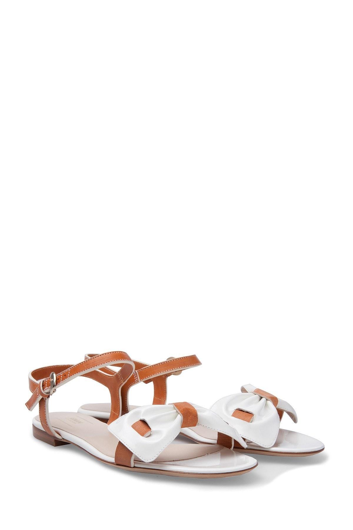ARMANI COLLEZIONI Kadın Sandalet XAD627 XAO71 CF008