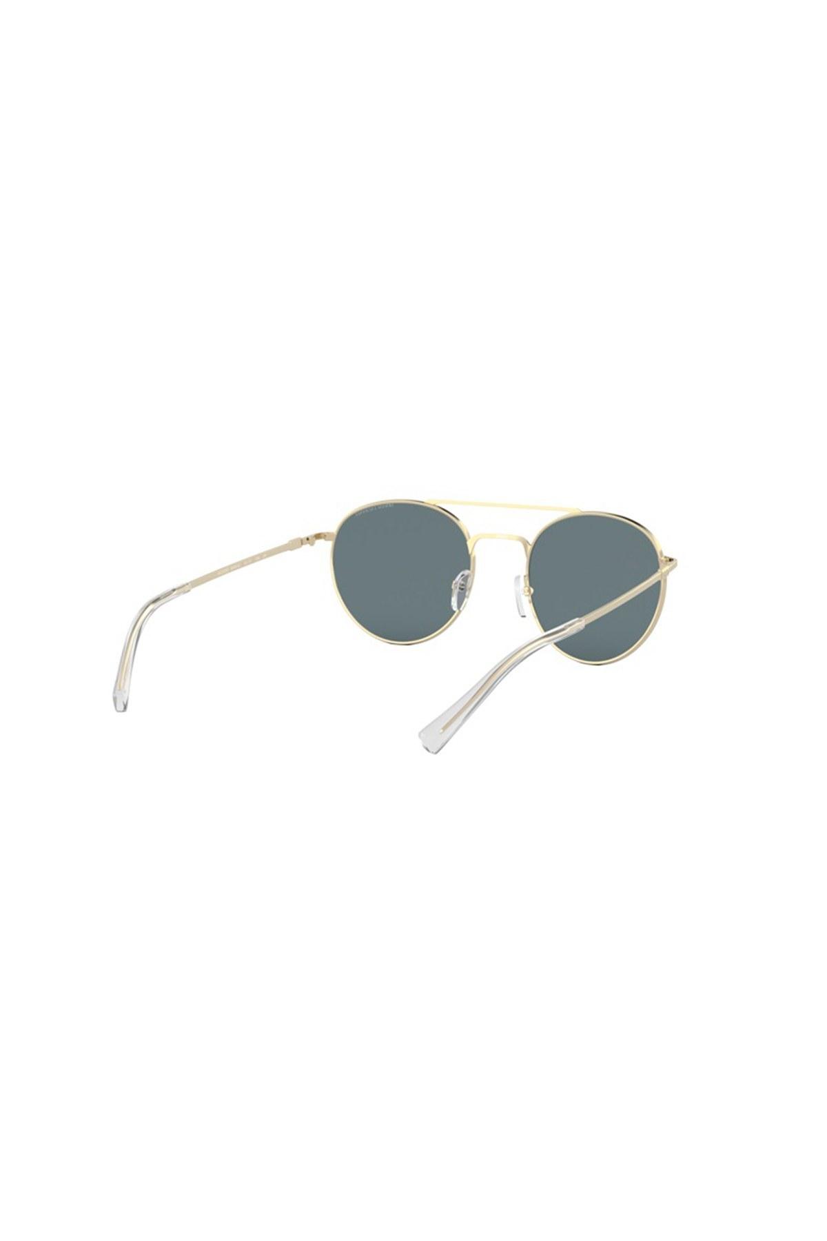 Armani Exchange Aynalı Erkek Gözlük 0AX2028S 60446J 53 GOLD