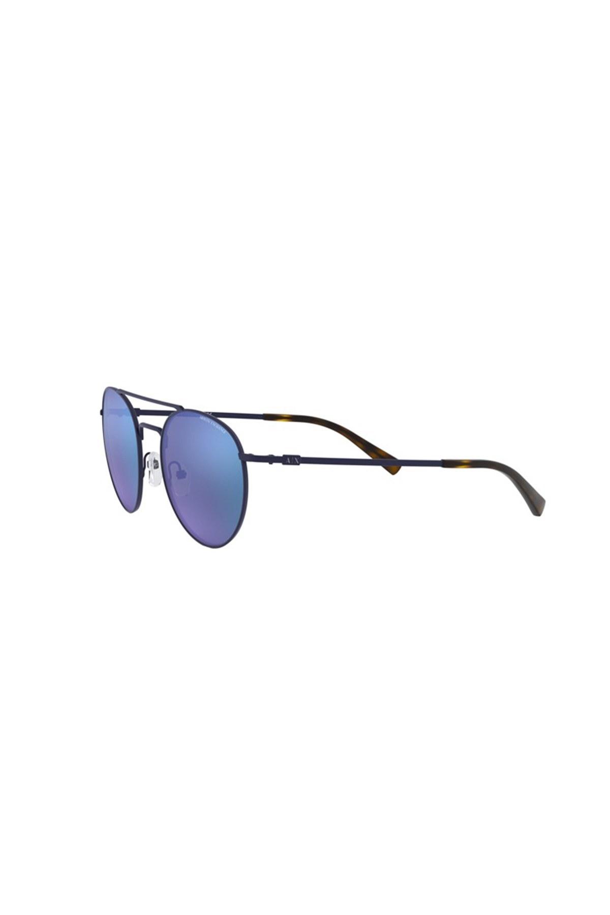Armani Exchange Aynalı Erkek Gözlük 0AX2028S 611155 53 LACİVERT