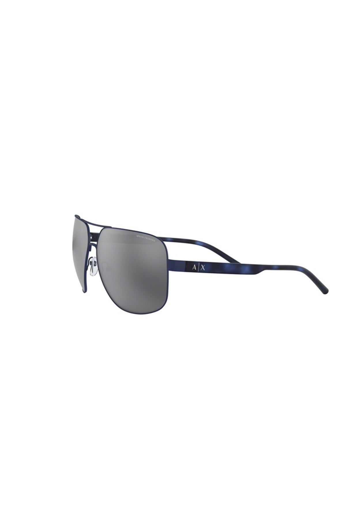 Armani Exchange Aynalı Erkek Gözlük 0AX2030S 61136G 64 LACİVERT