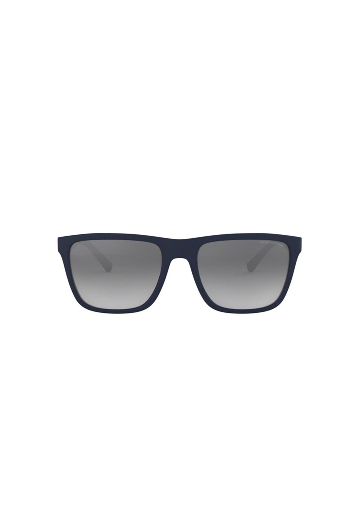 Armani Exchange Aynalı Erkek Gözlük 0AX4080S 82786G 57 LACİVERT