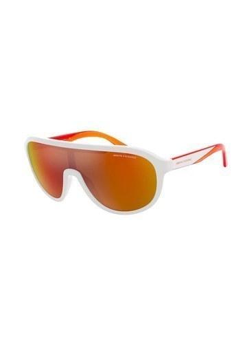 Armani Exchange Aynalı Erkek Gözlük 0AX4099S 83156Q 31 BEYAZ