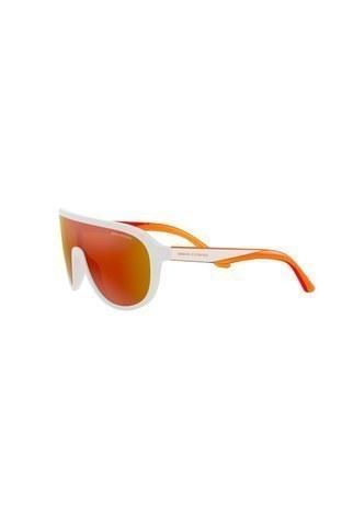Armani Exchange - Armani Exchange Aynalı Erkek Gözlük 0AX4099S 83156Q 31 BEYAZ (1)
