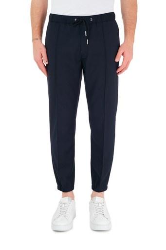 Armani Exchange Belden Bağlamalı Regular Fit Erkek Pantolon 8NZPP1 ZNPMZ 85AM LACİVERT
