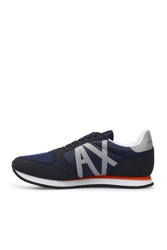 Armani Exchange Casual Erkek Ayakkabı S XUX017 XCC68 K499 LACİVERT-GRİ