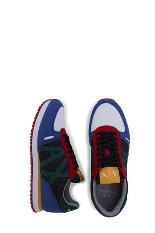 Armani Exchange Erkek Ayakkabı XUX017 XV028 A500 SAKS