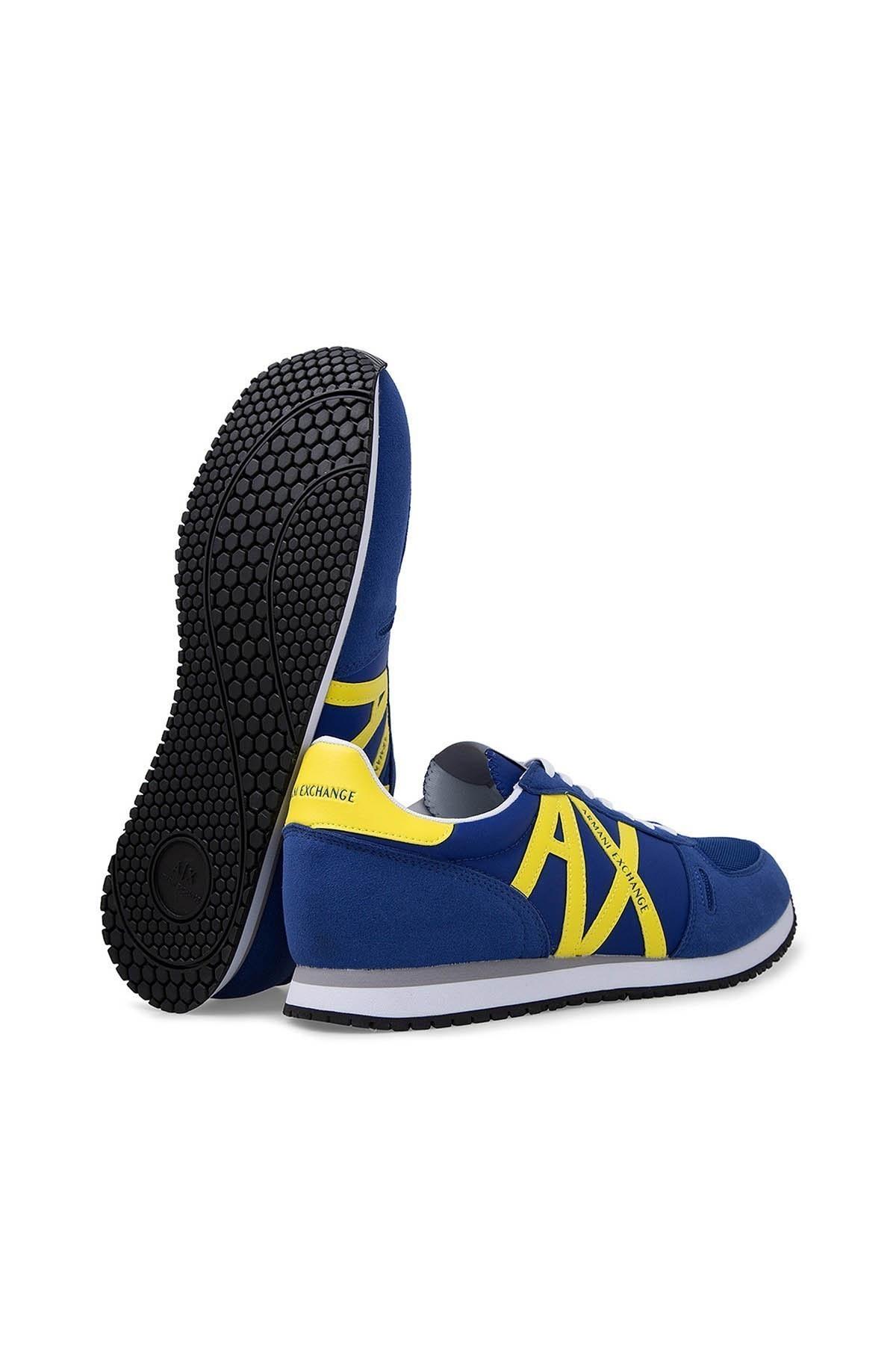 Armani Exchange Erkek Ayakkabı XUX017 XV028 K493 SAKS