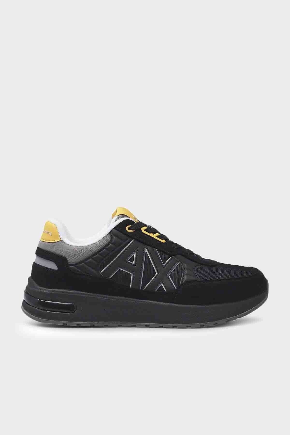Armani Exchange Erkek Ayakkabı XUX052 XV205 R625 SİYAH