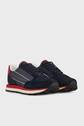 Armani Exchange Günlük Erkek Ayakkabı XUX083 XV263 K557 LACİVERT
