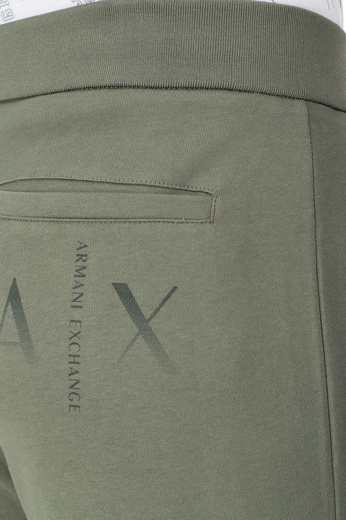 Armani Exchange Erkek Eşofman Altı 3HZPGA ZJ6GZ 1803 HAKİ
