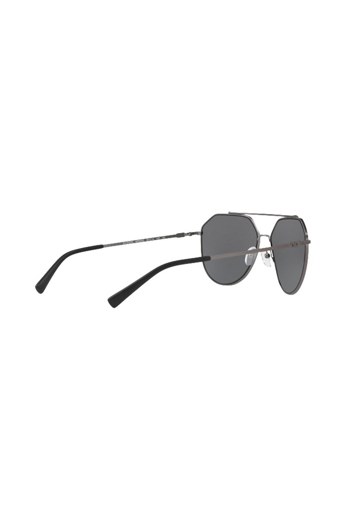 Armani Exchange Aynalı Erkek Gözlük 0AX2023S 60886G 59 KOYU GRİ