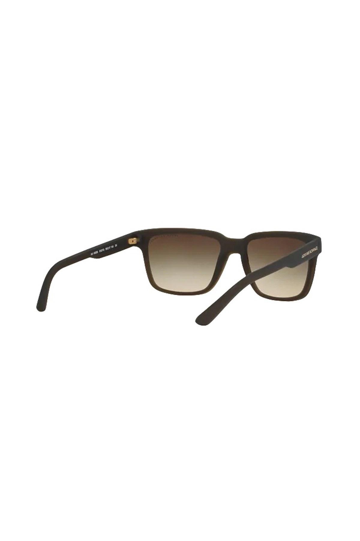 Armani Exchange Erkek Gözlük 0AX4026S 812113 56 KAHVE