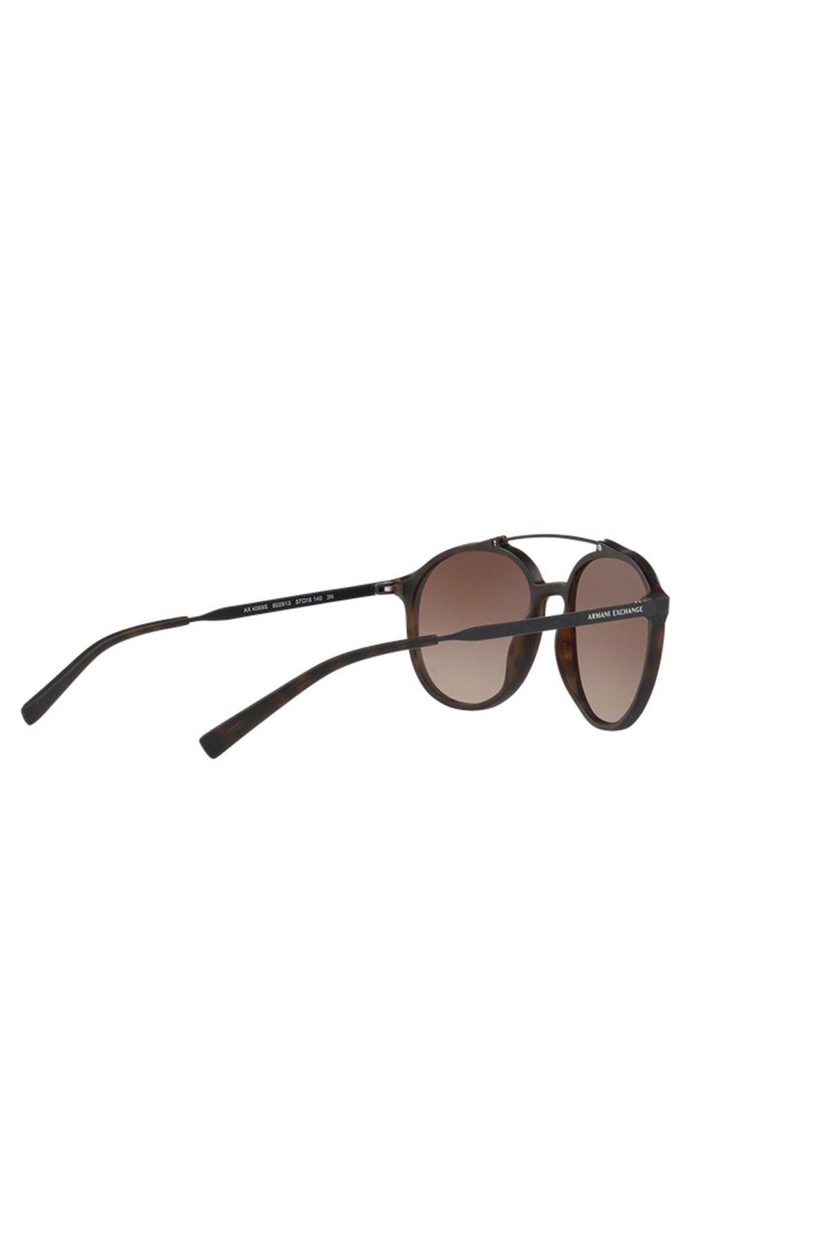 Armani Exchange Erkek Gözlük 0AX4069S 802913 57 KAHVE