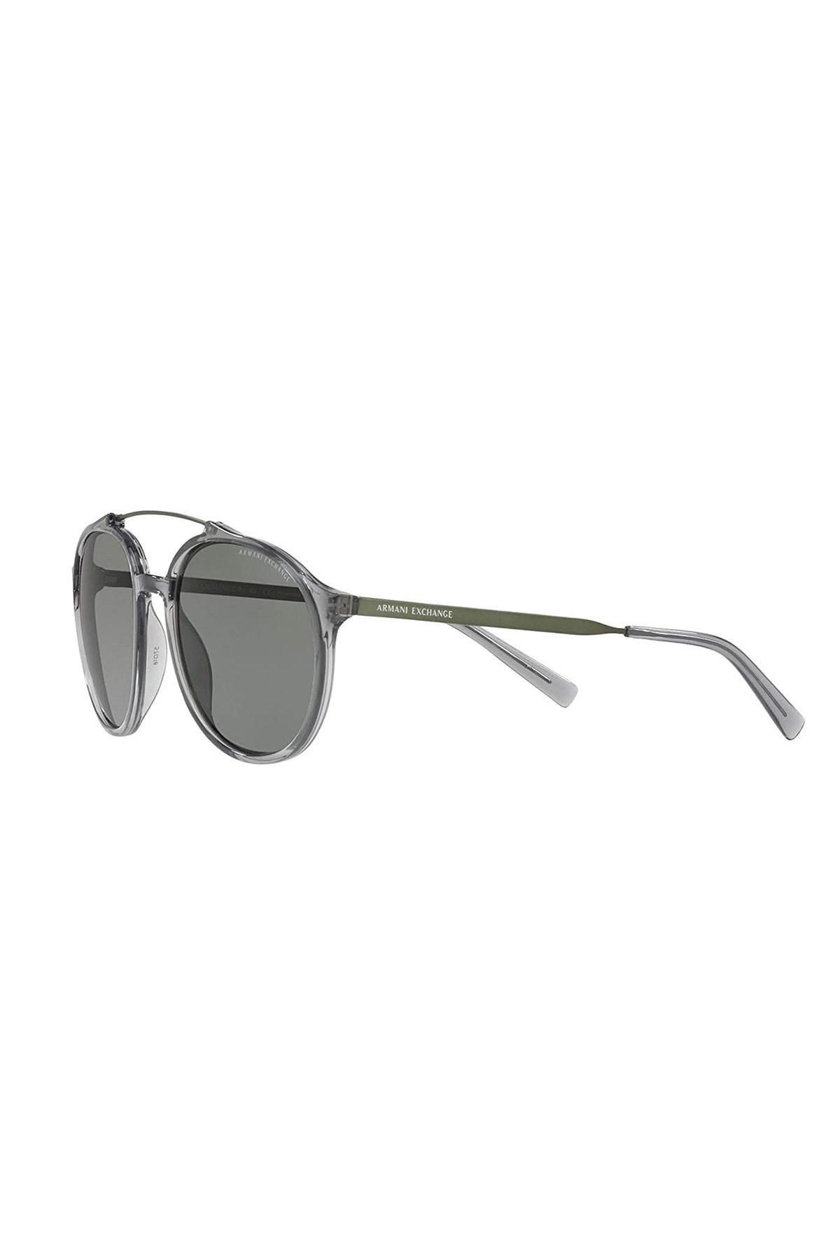 Armani Exchange Erkek Gözlük 0AX4069S 82439A 57 KOYU GRİ
