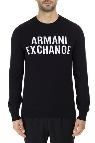 Armani Exchange Erkek Kazak 6GZM3K ZMU5Z 1200 SİYAH