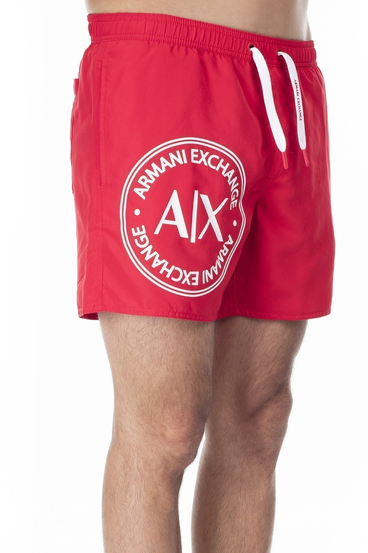 Armani Exchange Erkek Mayo Short 953001 0P620 18775 KIRMIZI