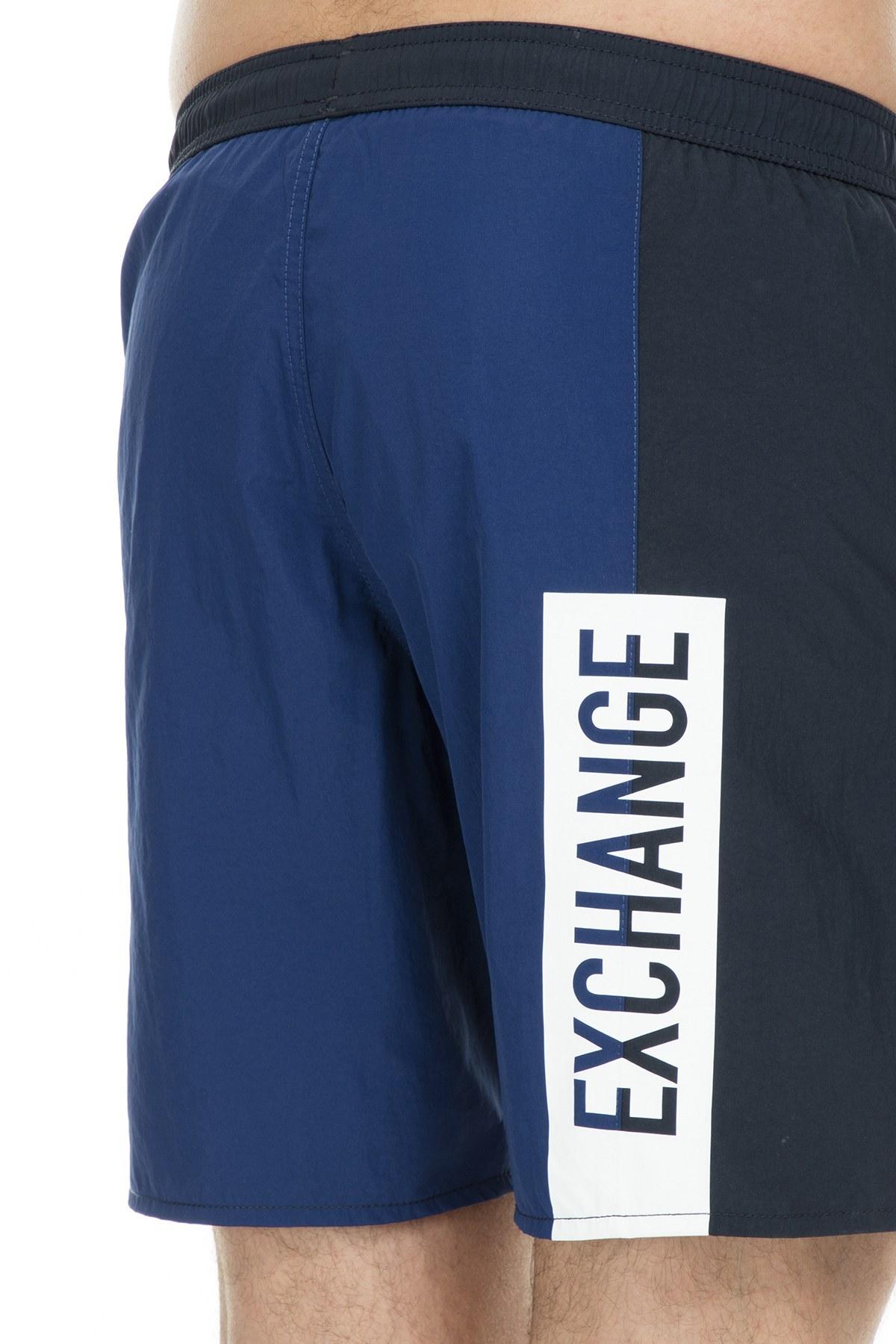 Armani Exchange Erkek Mayo Short 953015 9P609 11436 LACİVERT
