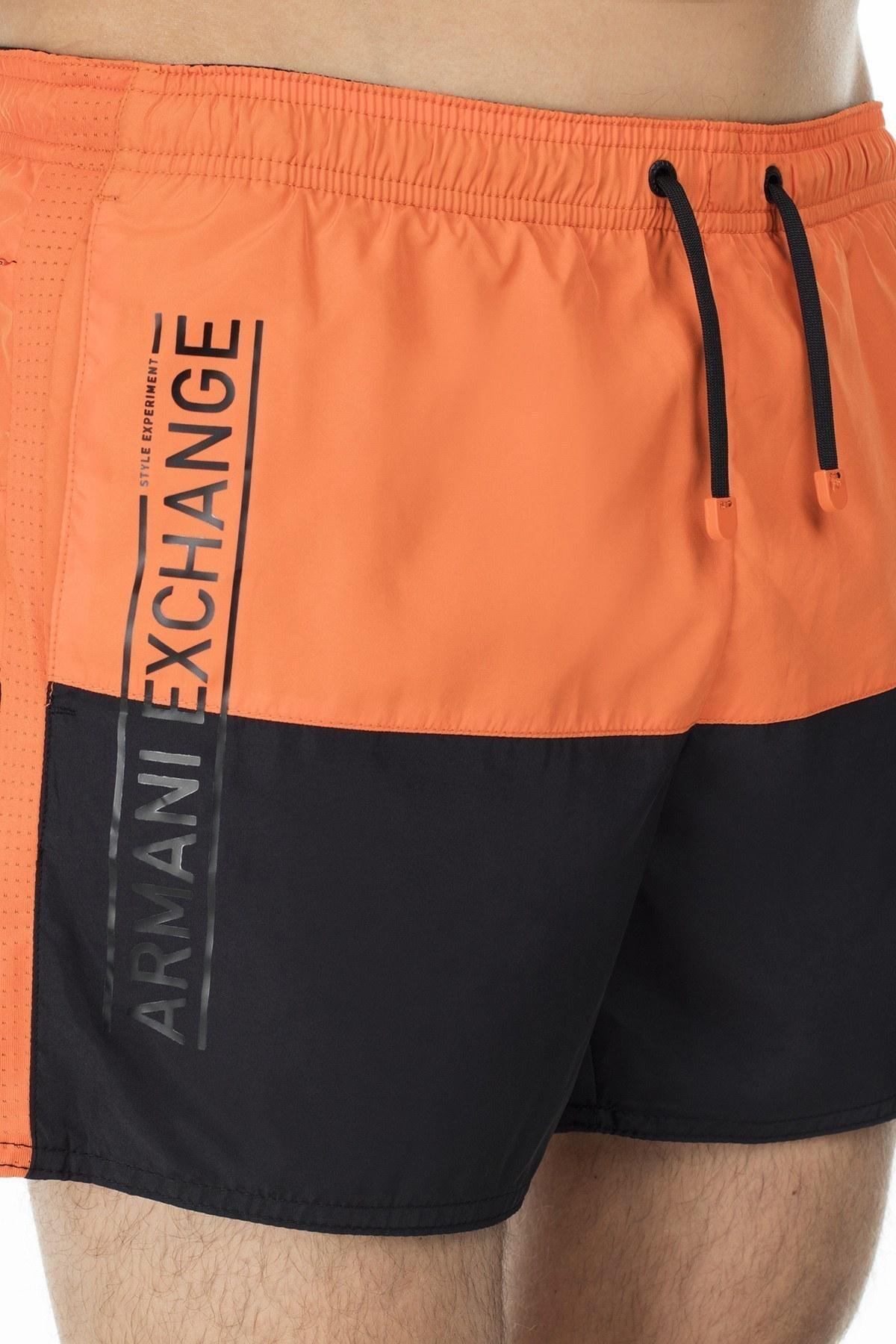 Armani Exchange Erkek Mayo Short 953019 9P601 03265 TURUNCU