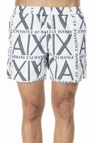 Armani Exchange - Armani Exchange Erkek Mayo Short 953022 0P624 67110 BEYAZ (1)