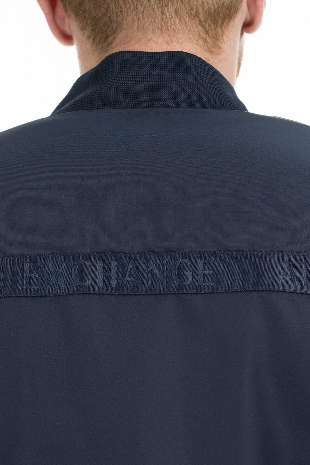 Armani Exchange Erkek Mont 6GZB12 ZNPHZ 1510 LACİVERT
