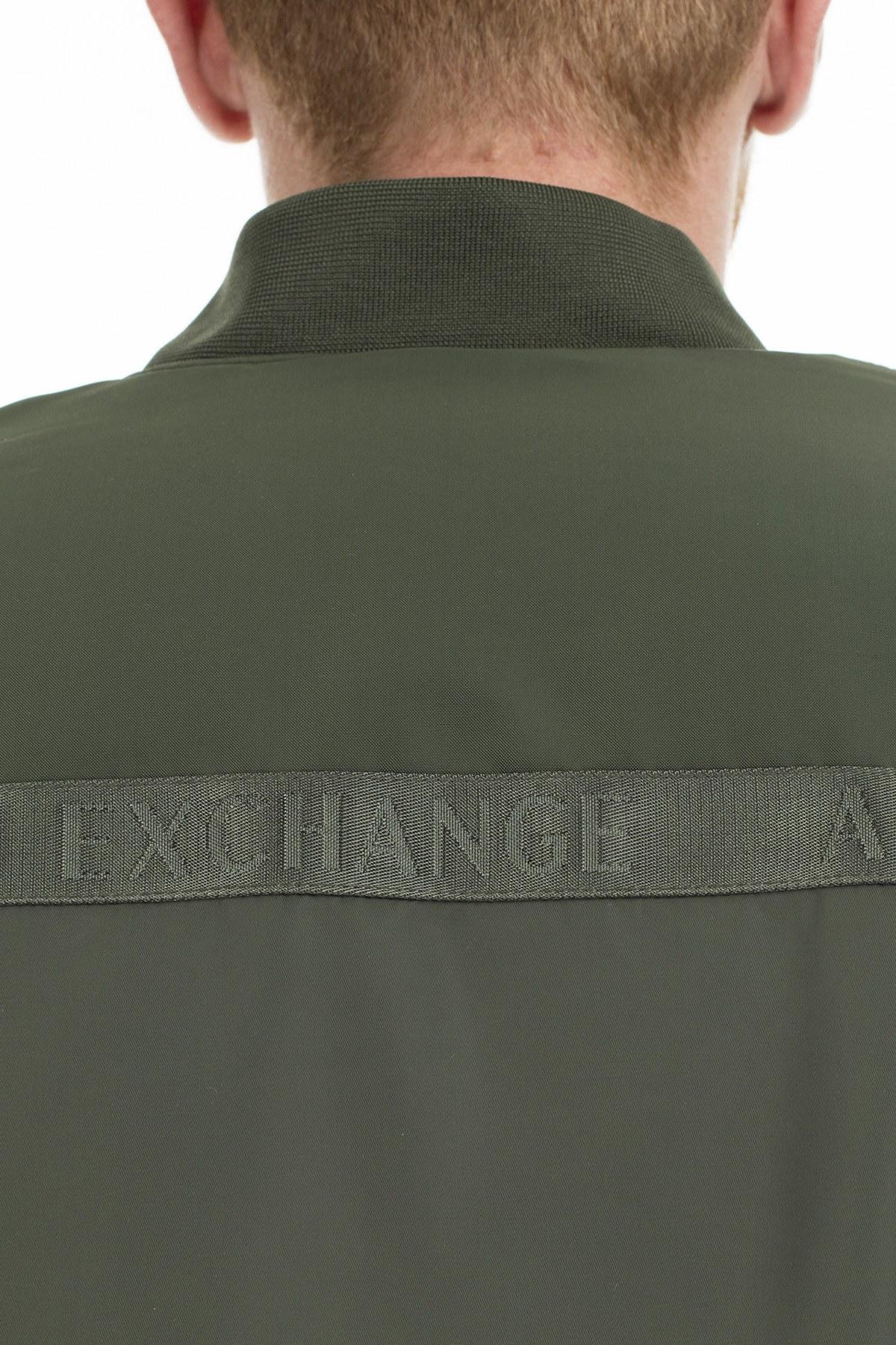 Armani Exchange Erkek Mont 6GZB12 ZNPHZ 1842 HAKİ