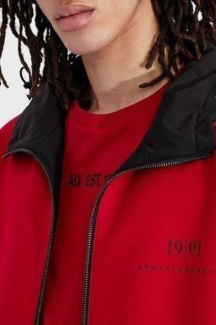 Armani Exchange - Armani Exchange Erkek Mont 6KZB56 ZNVQZ 1200 SİYAH (1)