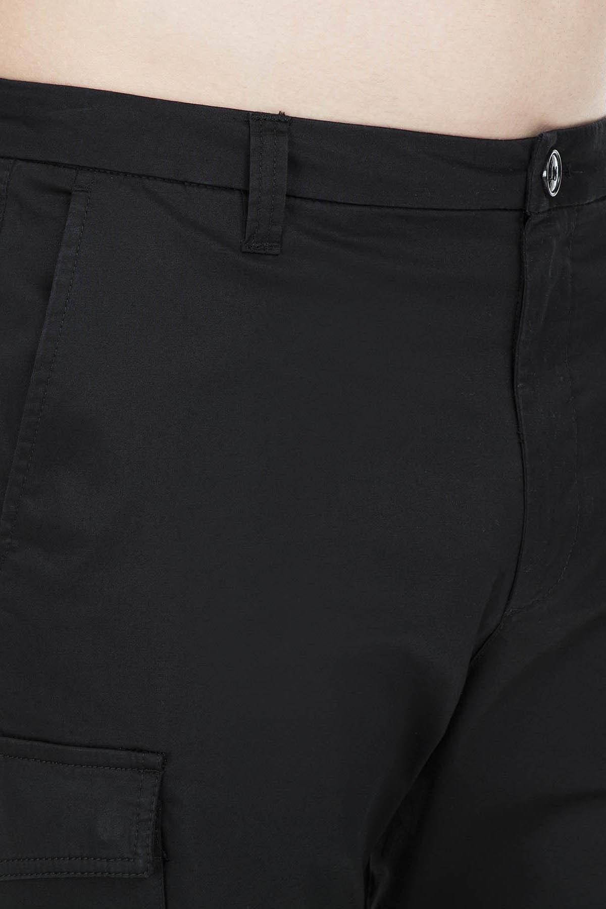 Armani Exchange Erkek Pantolon 3GZP52 ZN55Z 1200 SİYAH