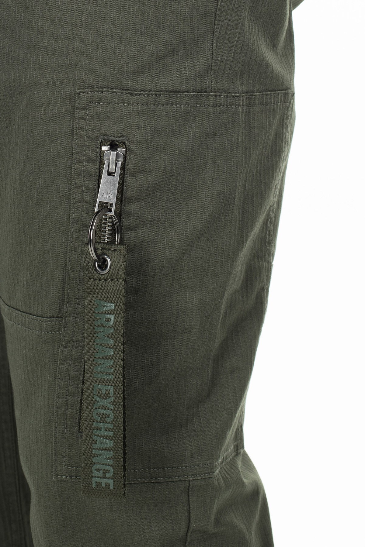 Armani Exchange Erkek Pantolon 6GZP12 ZNPNZ 1842 HAKİ