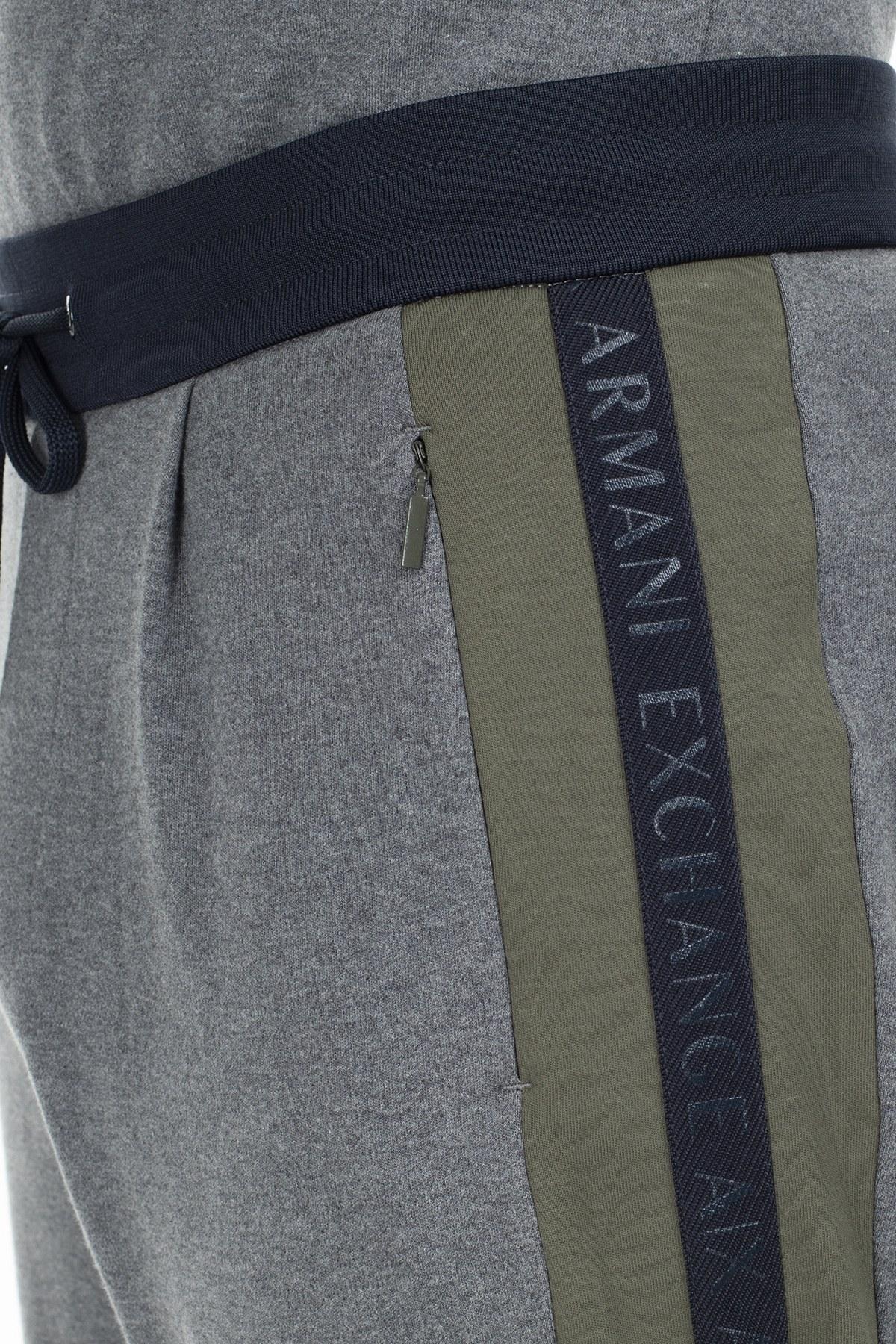 Armani Exchange Erkek Pantolon 6GZP94 ZJ1UZ 4974 GRİ