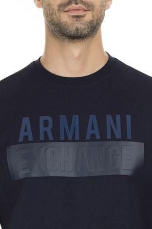 Armani Exchange Erkek Sweat 6GZM9 3ZJ1KZ 1510 LACİVERT
