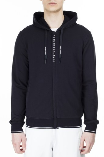 Armani Exchange Erkek Sweat 8NZM82 ZJH3Z 1510 LACİVERT