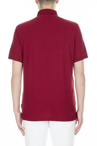 Armani Exchange - Armani Exchange Erkek T Shirt 8NZF91 ZJ81Z 1457 KIRMIZI (1)