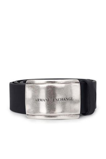 Armani Exchange Hakiki Deri Erkek Kemer 951248 0A802 00020 SİYAH