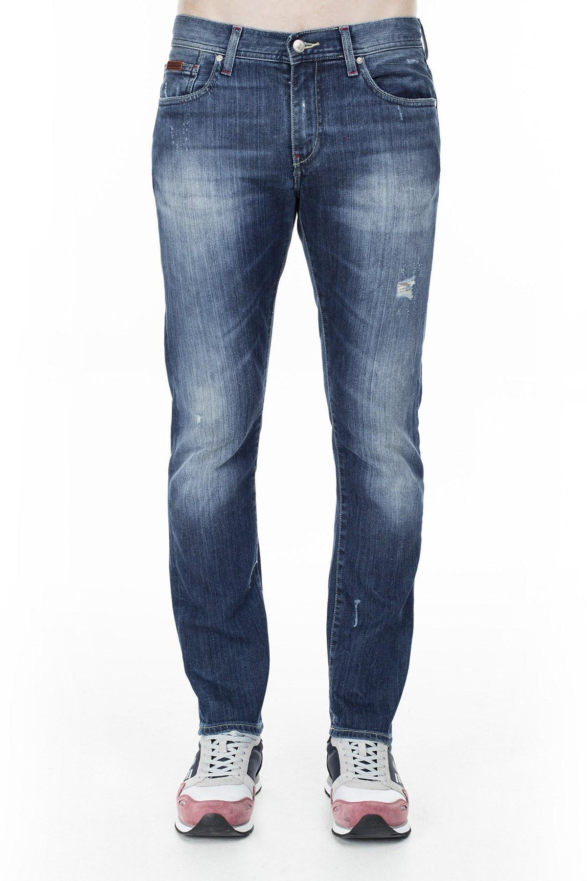 Armani Exchange J13 Jeans Erkek Kot Pantolon 6GZJ13 Z1RMZ 1500 LACİVERT