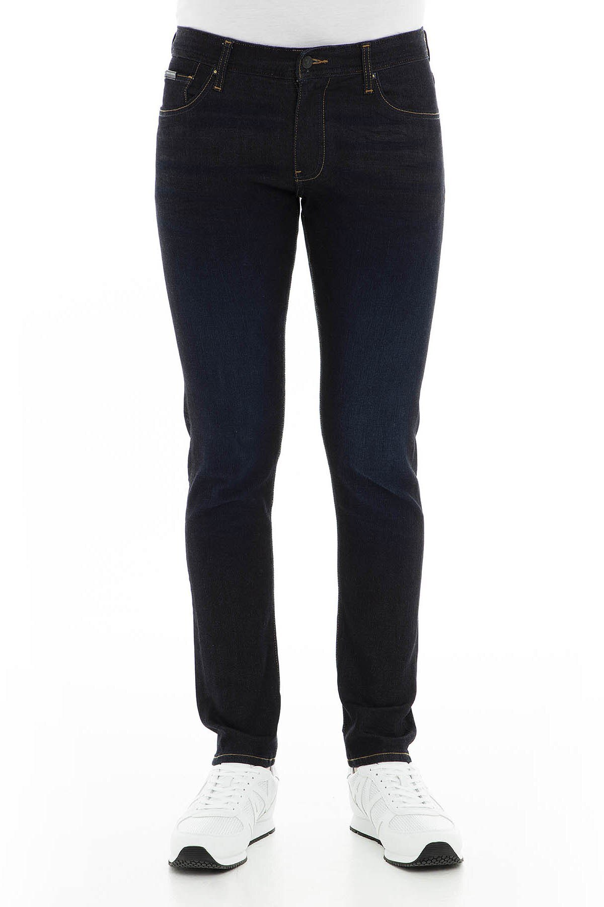 Armani Exchange J14 Jeans Erkek Kot Pantolon 3GZJ14 Z1RCZ 1500 İNDİGO