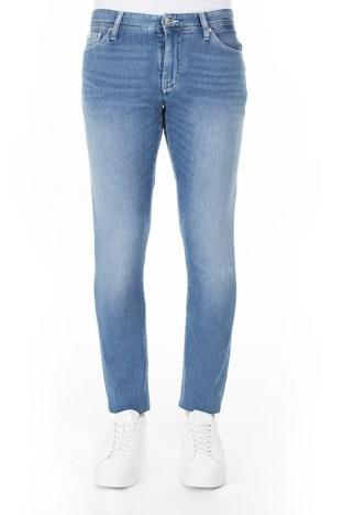 Armani Exchange - Armani Exchange J14 Jeans Erkek Kot Pantolon 3HZJ14 Z2QMZ 1500 İNDİGO (1)