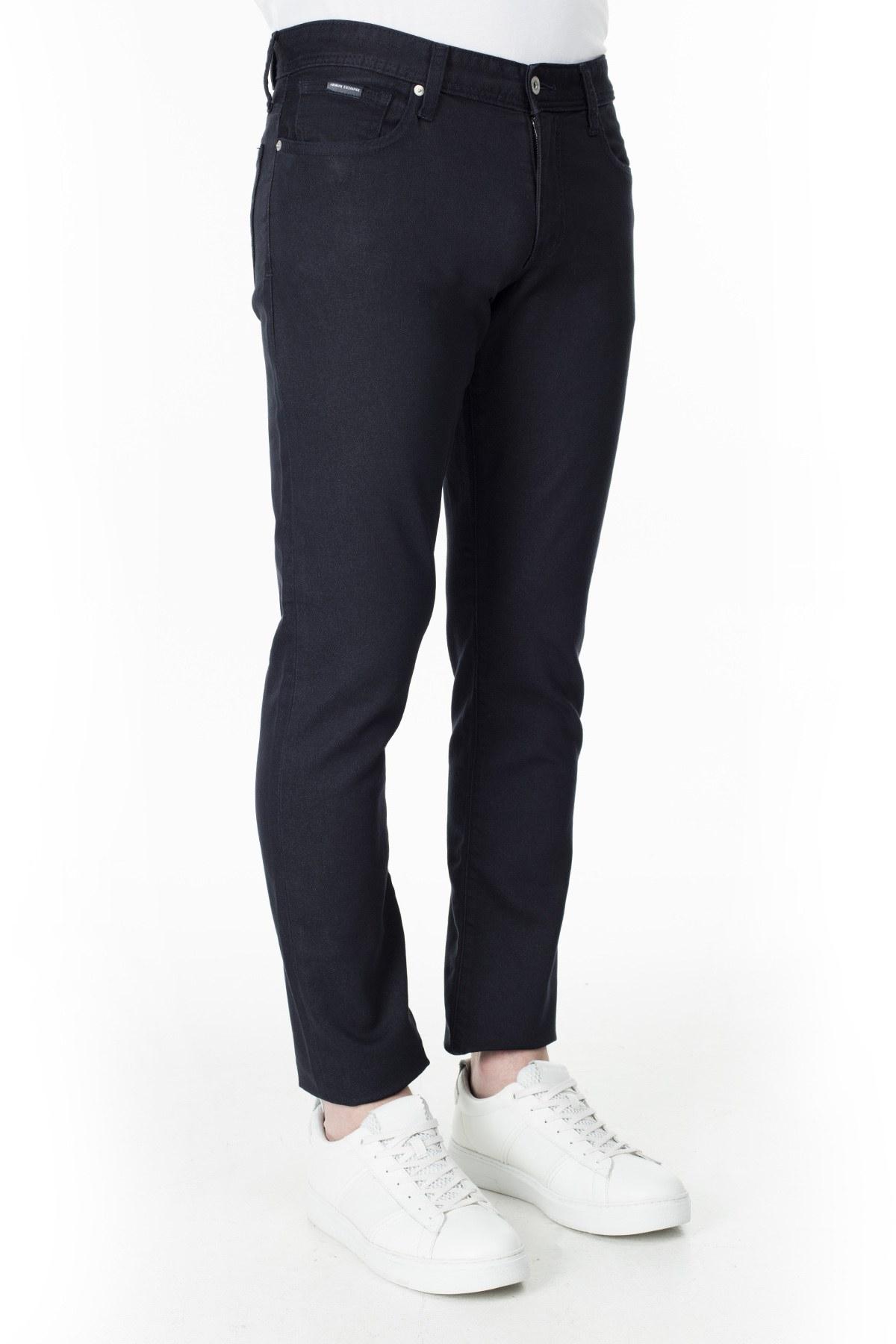 Armani Exchange J14 Jeans Erkek Kot Pantolon 3HZJ14 ZNGGZ 1510 LACİVERT