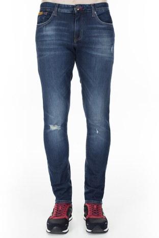 Armani Exchange - Armani Exchange J14 Jeans Erkek Kot Pantolon 6GZJ14 Z1RLZ 1500 LACİVERT (1)