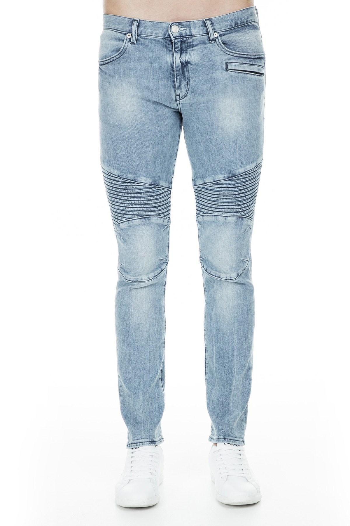 Armani Exchange J27 Jeans Erkek Kot Pantolon 3GZJ27 Z1RAZ 1500 AÇIK MAVİ