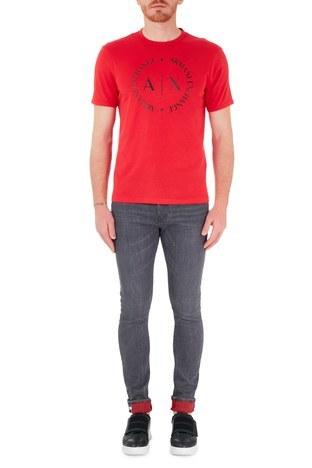 Armani Exchange - Armani Exchange J33 Jeans Erkek Kot Pantolon 6GZJ33 Z1QHZ 0204 SİYAH