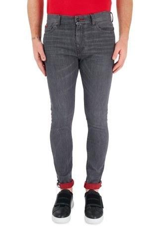 Armani Exchange - Armani Exchange J33 Jeans Erkek Kot Pantolon 6GZJ33 Z1QHZ 0204 SİYAH (1)