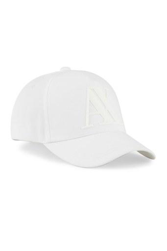 Armani Exchange Erkek Şapka 954079 CC518 05810 BEYAZ