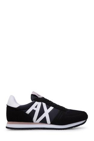 Armani Exchange - Armani Exchange Kadın Ayakkabı XDX031 XV308 A120 SİYAH
