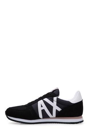 Armani Exchange - Armani Exchange Kadın Ayakkabı XDX031 XV308 A120 SİYAH (1)